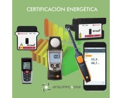 KITS CERTIFICACIÓN ENERGÉTICA - CTE