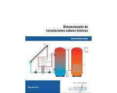 Dimensionado de instalaciones solares térmicas
