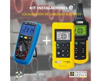 PACK LOCALIZADOR DE CABLES ELÉCTRICOS