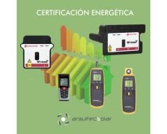 KIT CERTIFICACIÓN ENERGÉTICA – CE1